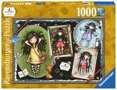 Puzzle 1000 p - Four Gorjuss Seasons Puzzle;Puzzle adulte - Ravensburger