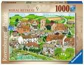 Rural Retreats, 1000pc Puzzles;Adult Puzzles - Ravensburger