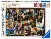Harry Potter tegen Voldemort Puzzels;Puzzels voor volwassenen - Ravensburger