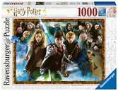 Harry Potter, 1000pc Puslespill;Voksenpuslespill - Ravensburger