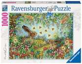 Nocturnal Forest Magic Puslespil;Puslespil for voksne - Ravensburger