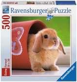 Dulce conejo Puzzles;Puzzle Adultos - Ravensburger