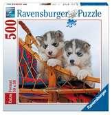 Cuccioli di Husky Puzzle;Puzzle da Adulti - Ravensburger