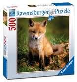 Volpe Puzzle;Puzzle da Adulti - Ravensburger
