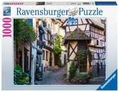 Eguisheim in de Elzas Puzzels;Puzzels voor volwassenen - Ravensburger