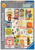 Chupa Chups Puzzle;Erwachsenenpuzzle - Ravensburger