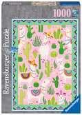Süße Alpakas Puzzle;Erwachsenenpuzzle - Ravensburger
