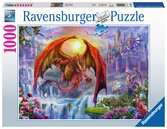 Dragon Kingdom Jigsaw Puzzles;Adult Puzzles - Ravensburger