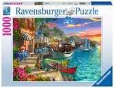 Grandiózní Řecko 1000 dílků 2D Puzzle;Puzzle pro dospělé - Ravensburger