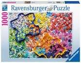 Paleta stavitele puzzle 1000 dílků 2D Puzzle;Puzzle pro dospělé - Ravensburger