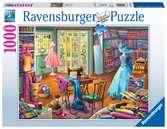 Seamstress Shop Jigsaw Puzzles;Adult Puzzles - Ravensburger