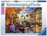 Sunset over Rialto Jigsaw Puzzles;Adult Puzzles - Ravensburger