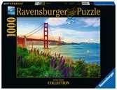 Alba sul Golden Gate Puzzle 1000 pz - Foto & Paesaggi Puzzle;Puzzle da Adulti - Ravensburger
