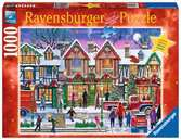 Christmas in the Square Jigsaw Puzzles;Adult Puzzles - Ravensburger
