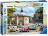 Happy Days - Harrogate, 1000pc Puzzles;Adult Puzzles - Ravensburger