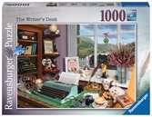 The Writer s Desk, 1000pc Puzzles;Adult Puzzles - Ravensburger