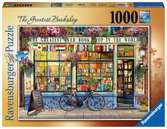 The Greatest Bookshop, 1000pc Puzzles;Adult Puzzles - Ravensburger