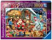 Let s Visit Santa! Limited Edition, 1000pc Puslespil;Puslespil for voksne - Ravensburger
