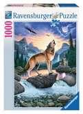 Het huilen van de wolf Puzzels;Puzzels voor volwassenen - Ravensburger