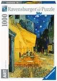 Van Gogh: Terrazza del caffè la sera Puzzle;Puzzle da Adulti - Ravensburger