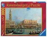 Canaletto: Palazzo Ducale Puzzle;Puzzle da Adulti - Ravensburger