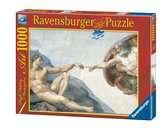 La création d Adam / M.Ange Puzzle;Puzzle adulte - Ravensburger