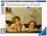 ANIOŁY 1000 EL Puzzle;Puzzle dla dorosłych - Ravensburger