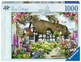 Rose Cottage Puzzles;Adult Puzzles - Ravensburger