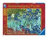 Les iris / Van Gogh Puzzle;Puzzle adulte - Ravensburger