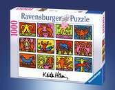 Keith Haring Puzzle;Puzzle da Adulti - Ravensburger