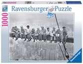 Puzzle 1000 p - Pause repas, 1932 Puzzle;Puzzle adulte - Ravensburger