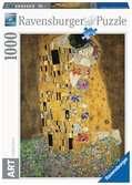 Le Baiser / Gustav Klimt Puzzle;Puzzle adulte - Ravensburger