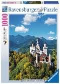 Neuschwanstein in de herfst Puzzels;Puzzels voor volwassenen - Ravensburger