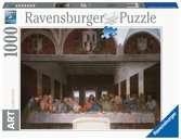 Leonardo Da Vinci: La última cena Puzzles;Puzzle Adultos - Ravensburger