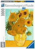 Puzzle 1000 p Art collection - Les Tournesols / Vincent Van Gogh Puzzle;Puzzle adulte - Ravensburger