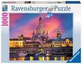 KOŚCIÓŁ NAJŚWIĘTSZEJ MARII PANNY W DREŹNIE 1000EL Puzzle;Puzzle dla dorosłych - Ravensburger
