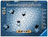 Krypt silver Pussel;Vuxenpussel - Ravensburger