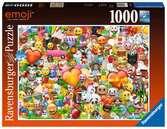 Emoji II Puzzels;Puzzels voor volwassenen - Ravensburger