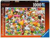 Emoji B Ravensburger Puzzle  1000 pz - Fantasy Puzzle;Puzzle da Adulti - Ravensburger