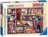 ZNAKI ROZPOZNAWCZE UK - 1000 EL Puzzle;Puzzle dla dorosłych - Ravensburger