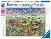 Underwater Kingdom at Dusk1000p Puslespil;Puslespil for voksne - Ravensburger