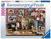 My Cute Kitty, 1000pc Puslespil;Puslespil for voksne - Ravensburger