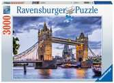 Ravensburger Looking Good London 3000 piece Jigsaw Puzzle for Adults & for Kids Age 12 and Up Puslespil;Puslespil for voksne - Ravensburger