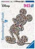 Shaped Mickey Puzzle;Erwachsenenpuzzle - Ravensburger