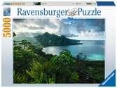 Puzzle 5000 p - Vue sur Hawaï Puzzle;Puzzles adultes - Ravensburger