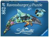 Dolphin Jigsaw Puzzles;Adult Puzzles - Ravensburger