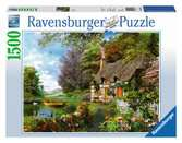 Maison rurale Puzzles;Puzzles pour adultes - Ravensburger