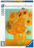 Puzzle 1500 p Art collection - Les Tournesols / Vincent Van Gogh Puzzle;Puzzle adulte - Ravensburger