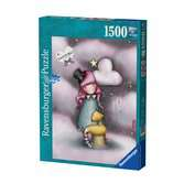 The dreamer / Gorjuss Puzzle;Puzzle adulte - Ravensburger