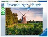 Windmill on the Baltic Sea Puslespil;Puslespil for voksne - Ravensburger